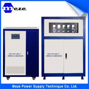 Industry AC Power Stabilizer Automatic Voltage Regulator pictures & photos