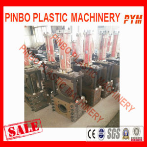 Plastic Melt Extrusion Filter Screen Changer pictures & photos