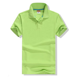 Factory Wholesale Cheaper Price Plain Polo T-Shirt pictures & photos