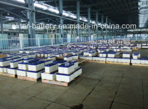 Deep Cycle Gel Solar Battery 12V200ah with 3years Warranty pictures & photos