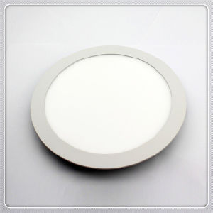Ultra-Thin Round LED Panel Light 3W 6W 9W Dimmable pictures & photos