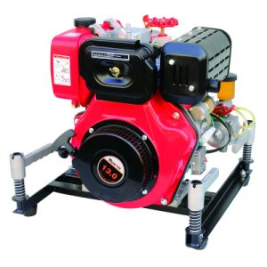 Ce Certificated Diesel Engine Driven Fire Pump Bj-10b pictures & photos