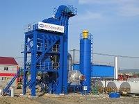 120t (LBQ1500) Famous Brand Asphalt Mixing Plant