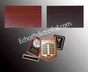 High Adhesive Heat Transfer Foil Sheets for Trophy and Award Plaques pictures & photos