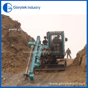 DTH Blasthole Drilling Machine with Cab pictures & photos