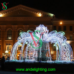 Giant Christmas Decoration Flashing Garden Light Carnival Outdoor Light pictures & photos