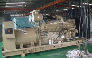 Factory Price for 1200kw Diesel Generator with Low Fuel Consumption pictures & photos