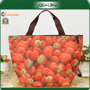 Logo Printing Laminated Non Woven Tote Shopping Cooler Bag pictures & photos