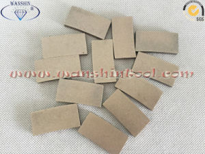 Amarelo Granite Diamond Segment Diamond Tool pictures & photos
