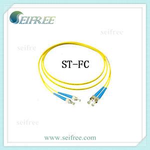 FC ST Duplex Optic Fiber Patch Cord Cable pictures & photos