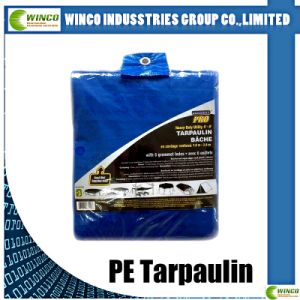 Hot! ! ! Waterproof HDPE Tarpaulin, Raw Material PE Tarpaulin, Military Woven Geotextile Canvas Tent pictures & photos