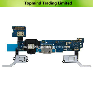 for Samsung Galaxy A7 Sm-A700 Charger Port Flex Cable Ribbon with Earphone Jack pictures & photos