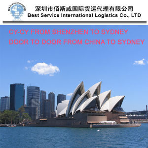 "Best Ocean Shipment Service to Sydney, Melbourne (20′ 40"") pictures & photos"