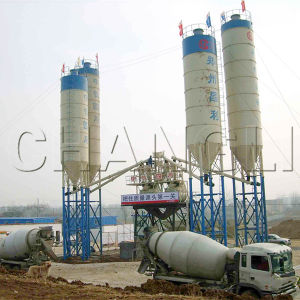 Hzs50 Concrete Mixing Plant Manufacturer, Concrete Mixing Plant Price pictures & photos
