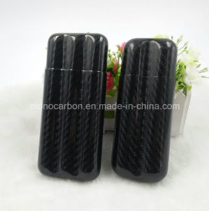 New Promotional Box Real Carbon Fiber Cigarette Case pictures & photos