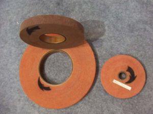 Heavy Deburring Convolute Wheel pictures & photos