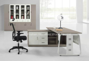 High Quality MFC Office Director Desk for Boss Executive (HF-AC020) pictures & photos