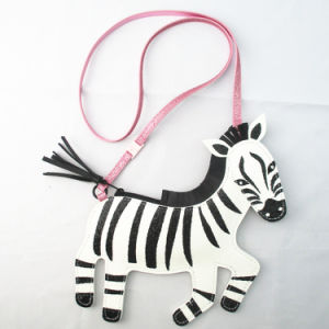 Small Zebra Novelty Cross Body Bag pictures & photos