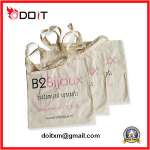 OEM 10oz Cotton Canvas Shopping Bag for Promotiona pictures & photos