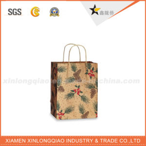Professional Custom Christmas Packaging Paper Gift/Christmas Bag pictures & photos