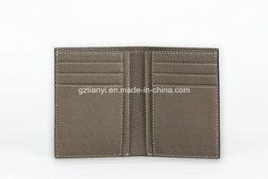 Hight Quality Mens Vintage Genuine Leather Wallet Top Graind Genuine Leather Bifold RFID Wallet