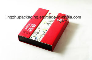 Double Side Folding Type Moon Cake Box
