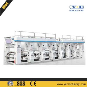 Middle Speed Rotogravure Printing Machine (YEMS Series) pictures & photos