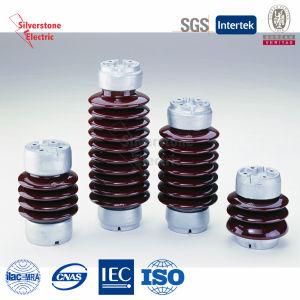 IEC Type Ceramic Porcelain Station Post Insulator