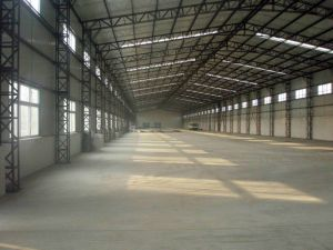 Portal Frame Steel Structure Warehouse in Guangdong pictures & photos