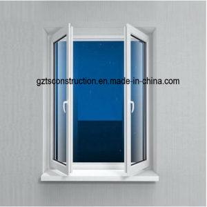 Aluminium/UPVC Double Glazing Casement Windows pictures & photos