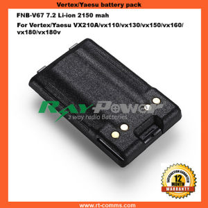 Vertex Fnb-V67 Battery for 2 Way Radio Vx210/Vx110/Vx130/Vx160/Vx180 pictures & photos