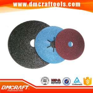 Zirconia Abrasive Fiber Disc for Grinding pictures & photos