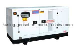 75kVA-687.5kVA Diesel Silent Generator with Vovol Engine (VK30800) pictures & photos