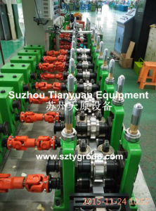 High Precision Stainless Steel Tube Production Line