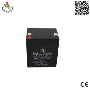 Top Quality 12V 4ah Lead Acid Rechargeable Battery