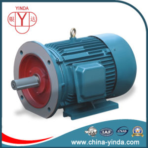 CE 7.5HP Tefc Three Phase Induction Motor pictures & photos
