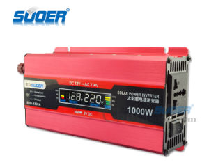 Suoer 1000W High Frequency off Grid Power Inverter (SDB-1000A) pictures & photos