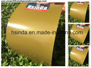 Powder Coating State Bonded Metallic Bronze Pearl Paint Powder Coating pictures & photos