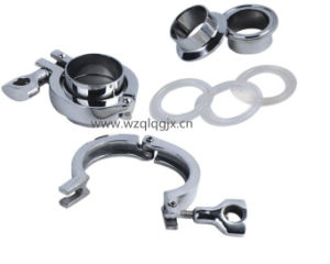 Sanitary Stainless Steel Whole Set of Clamp pictures & photos