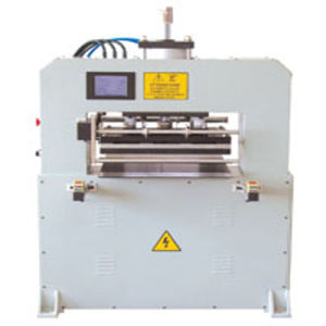 Pneumatic Bronzing and Die-Cutting Machine pictures & photos