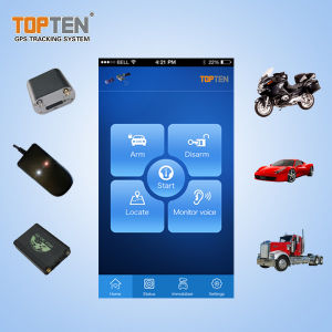 CE Certified Real Time Vehicle GPS Tracker with Engine Cut, Fuel Sensor, Configure by USB (TK108-ER) pictures & photos