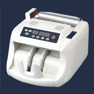 Reliable and High Efficiency Banknote Counter with UV/Mg/IR (JS-666B) pictures & photos