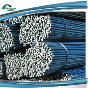 Steel Bars, Iron Rods for Construction/Concrete Material pictures & photos
