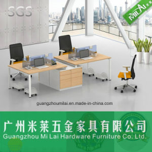 Modern Style Metal Structure Office Furniture Workstation with Partition Screen pictures & photos