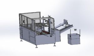 Automatic Cardboard Box Forming Machine pictures & photos