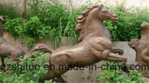 12 Zodiac Signs, Outdoor Garden Decoration Cast Copper Sculpture pictures & photos
