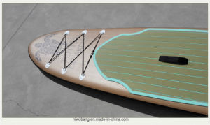 Wood Pattern Stand up Paddle Board for Sale pictures & photos