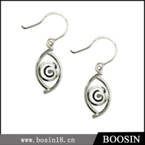 Hot Sale Silver Evil Eye Fashion Earring pictures & photos