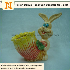 The Easter Bunny with Hop-Pocket pictures & photos