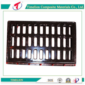 Composite Materials Rectangular Sewer Gully Grating pictures & photos